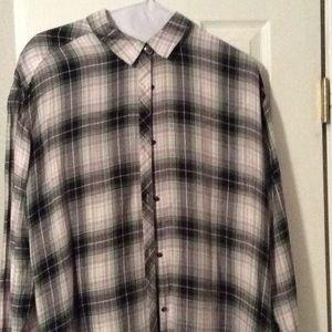 Great Caslon flannel shirt